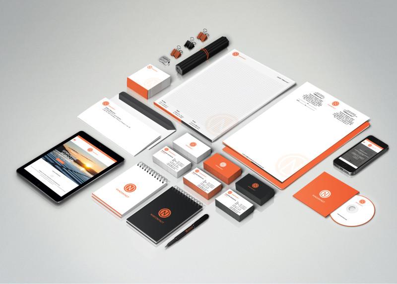 Branding, Identity & Logo Design for NVAcontact