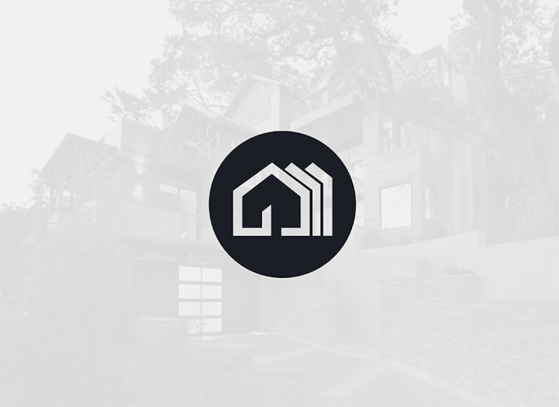 Дизайн логотипа для строительной компании